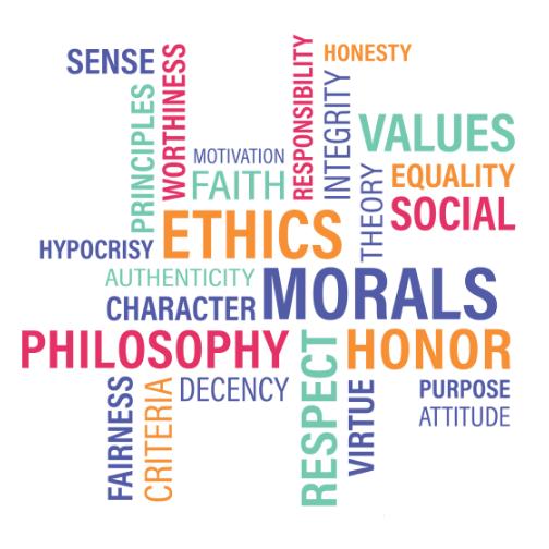 מה הערכים שלכם בעסק? כיצד הם מתבטאים אצלכם?. הכל מהתשתית ועד למוצר הסופי.