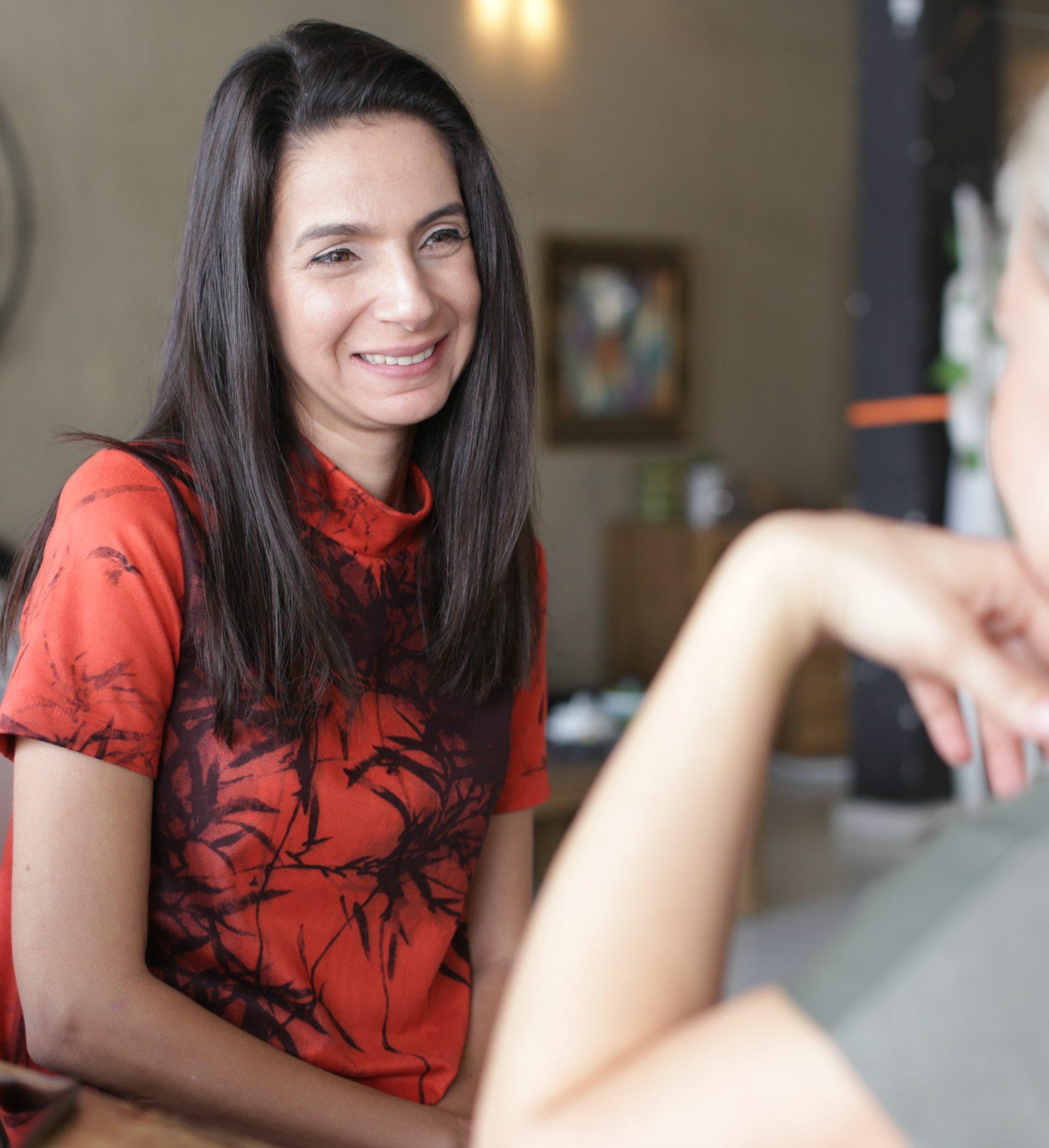 ענבר ורדי ייעוץ עסקי לאנשים ועסקים, פגישות אישיות