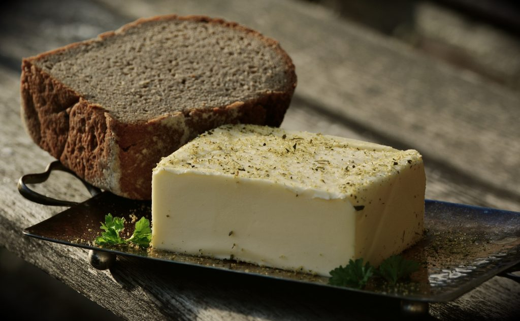 לכל אחד מאתו יש את הלחם והחמאה ואת התשוקה שלו. האידיאל היא שתהיה לנו תשוקה ללחם וחמאה.