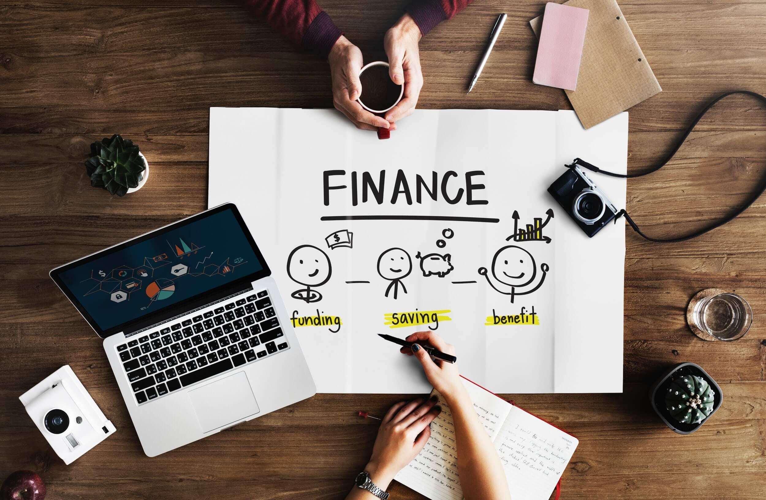 ניהול פיננסי בעסק